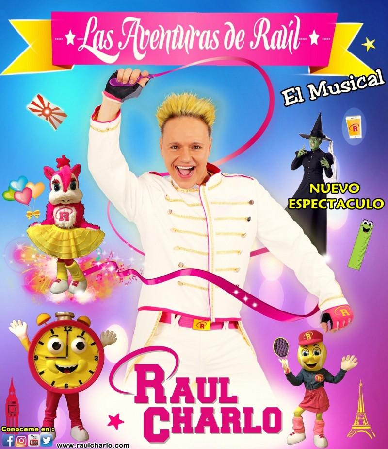 Concierto RAUL CHARLO