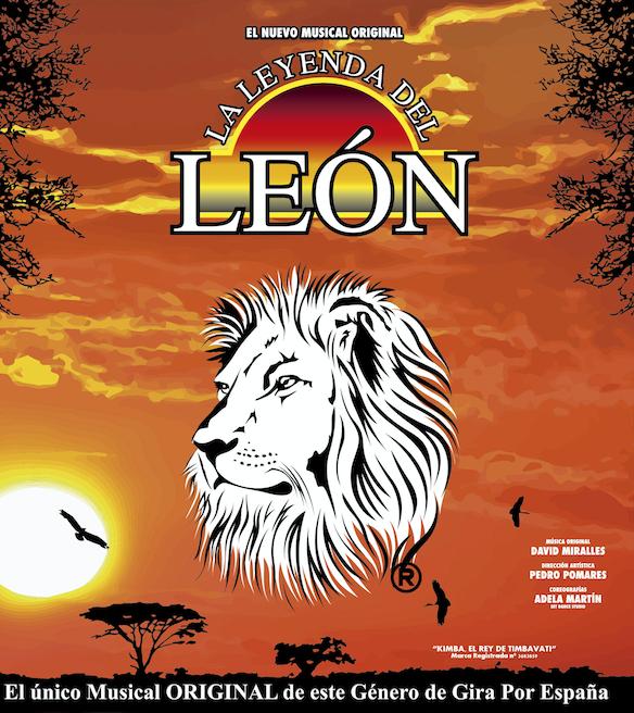 LA LEYENDA DEL LEON - LA HISTORIA DE LA SELVA